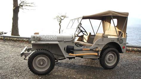 Ford Ww2 Jeep 1943 Ww2 Willys Ford Jeep Border Reiversborder Reivers