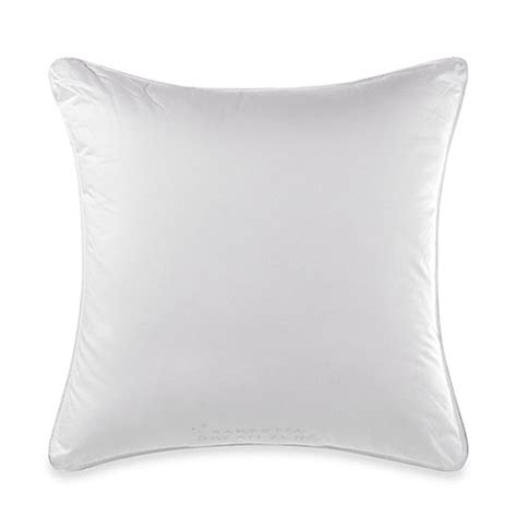 reg europea wamsutta 174 zone 174 european pillow bed bath beyond