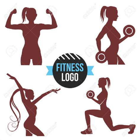 28 Fitness Logo Templates Free Premium Templates Free Fitness Logo Templates