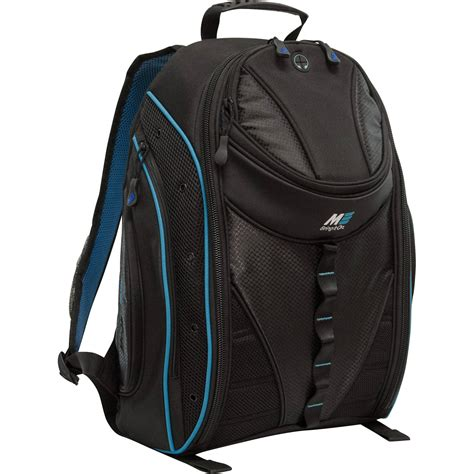 mobile edge  express backpack  blackteal