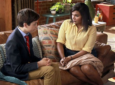 mindy kaling tv show mindy kaling s chions character arc teased nbc