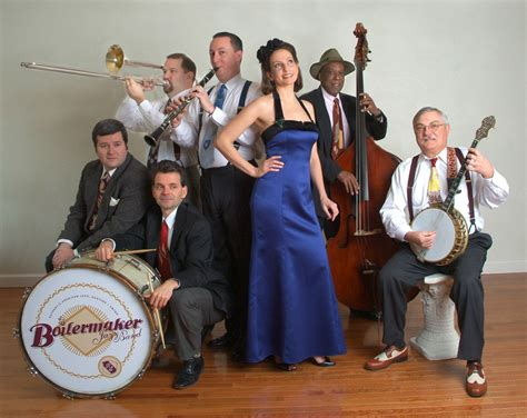 swing music bands the boilermaker jazz band david s music house