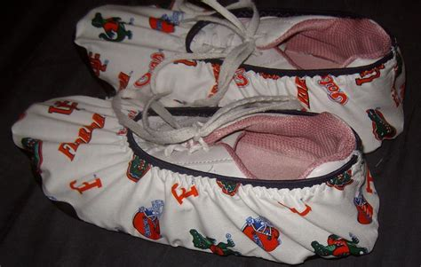 bowling shoe covers  craftsy