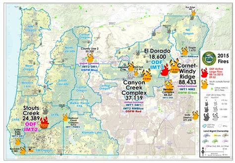 map of oregon 2015 fires map of oregon 2015 fires maps of usa