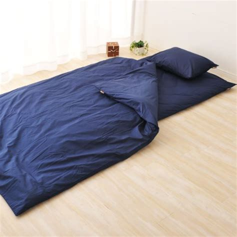 Japanese Floor Futon by Emoor 100 Cotton Cover Single For Traditional Japanese