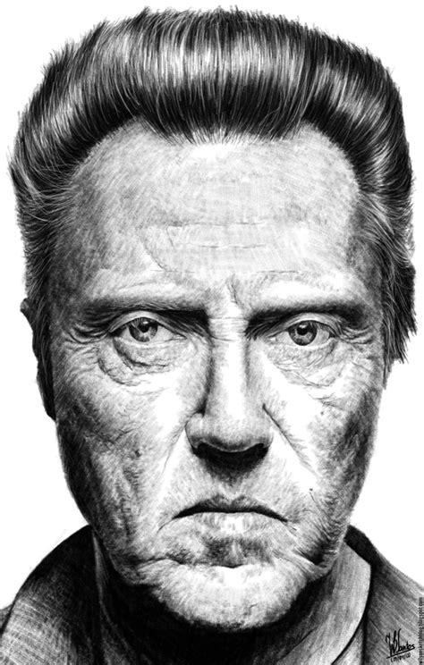 realistic portrait done by chris april 2013