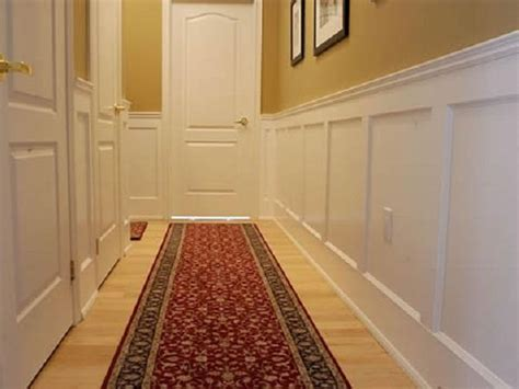 Plastic Wainscoting For Walls Style Flat Panel Wainscoting