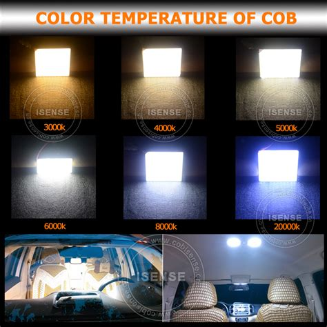 6000k color 6000k licht