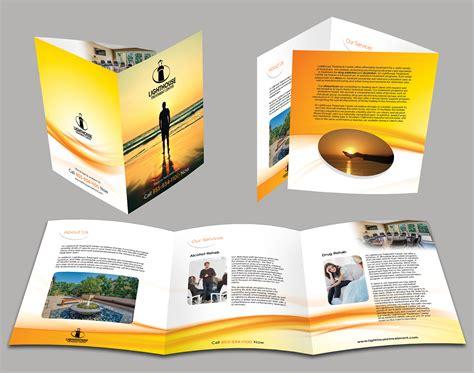 santosh creativity leaflet design modern professional brochure design for jim sugel by pas