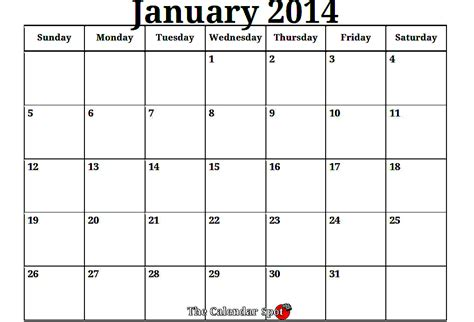free printable monthly planner 2014 7 best images of free printable 2014 monthly calendars