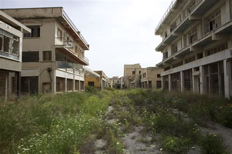 abandoned cities into the forbidden zone varosha ghost city of cyprus