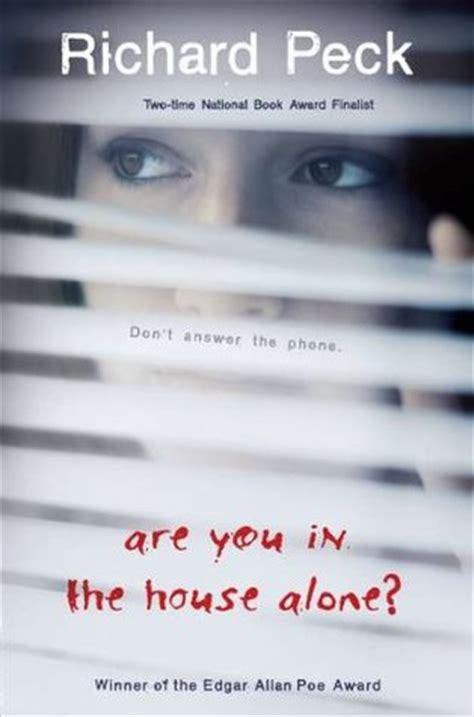 are you in the house alone are you in the house alone by richard peck reviews discussion bookclubs lists