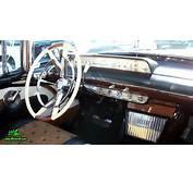 56 Lincoln Station Wagon Dash &amp Speedometer  Custom Built