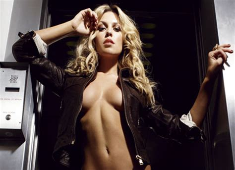Janice Dickinson And Britains Next Top Models Clancy Get Livingtv Show by Abigail Clancy Photo 15 Gallery From Football Co Uk
