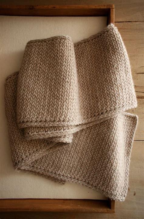 how to knit purl a scarf s loop s mini herringbone scarf purl soho