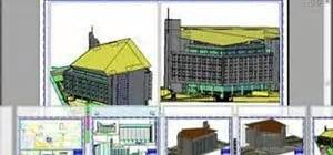 quick view layout autocad how to start building 3d models in autocad 2007 171 software
