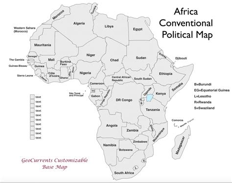 africa map numbered december 2015 archives geocurrents