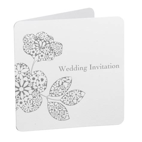 Wedding Card Lewis by The Simple Style Of Lewis Wedding Invitations