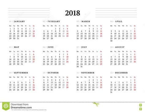Calendar For Year 2018 United States Calendar For Year 2017 United States Time And Date 2017