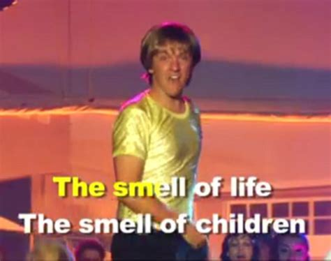 mr g s room chris lilley drops teaser for the summer heights high mr g singalong daily mail