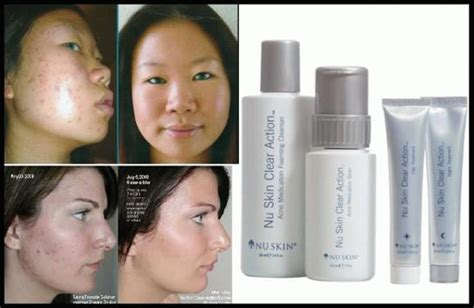Harga Clear Skin jual nuskin cleanser clear system chigusa shop