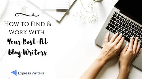 writer s how to find work with your best fit blog writers