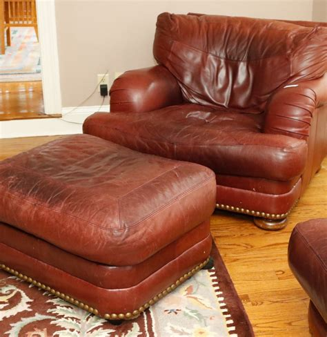 upholstered chair and ottoman upholstered club chair and ottoman chairs seating