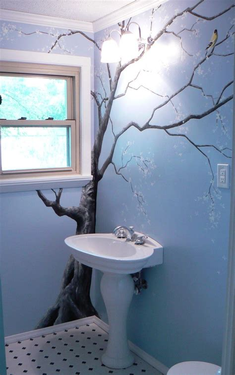 sweet tree mural for the home sweet trees