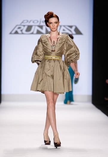 Project Runway Fashion Quiz Episode 5 Whats The by Korto S Collection Project Runway Photo 2453989 Fanpop