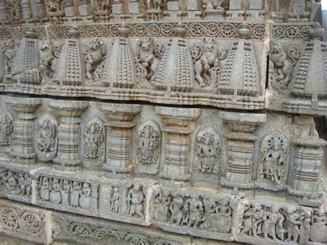 Frieze Pattern History | file frieze patterns in relief at the keshava temple jpg