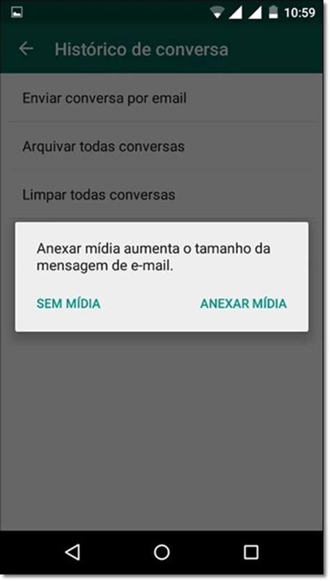tutorial do whatsapp tutorial como enviar qualquer conversa do whatsapp por