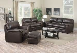 leather livingroom set mitchell leather living room set with free nationwide delivery