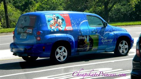 How Much Can You Put On A Visa Gift Card - a personalized disney themed license plate can you afford one disney s cheapskate