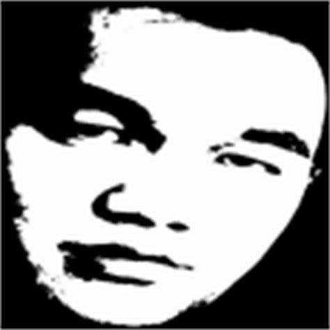membuat animasi gif sederhana cara membuat stiker siluet wajah sendiri menggunakan