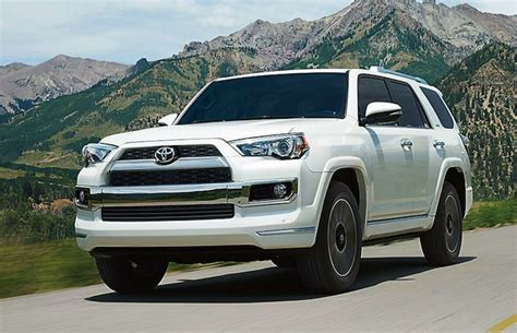 2014 Toyota 4runner Brochure 2014 Toyota 4runner White Yup I Think That S The Next