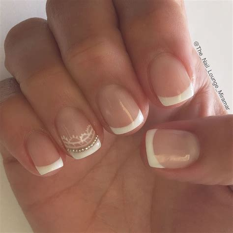 Manicure Nail Designs by 35 Nail Ideas Bridal Nail Bridal Nails