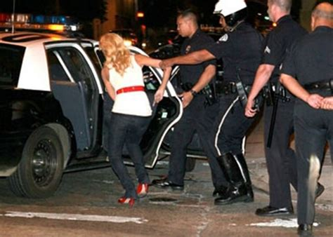La City Attorney Outraged By Hiltons Release by Another Los Angeles Dui Bust For Not Quite