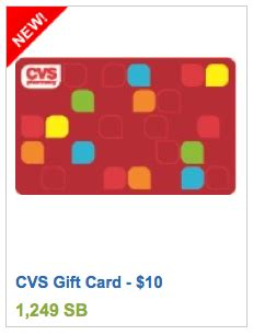 Gift Cards Sold At Cvs - swag bucks new 10 cvs gift card available couponing 101