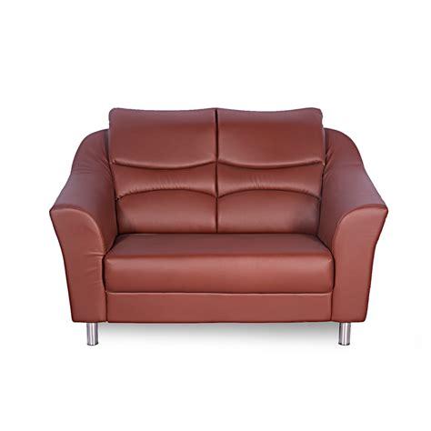 godrej sofa price godrej interio leatherette 2 seater sofa available at