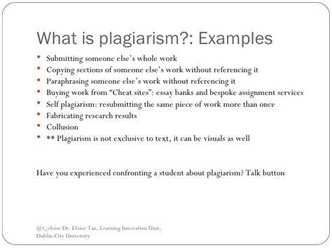 What Is Plagiarism Essay by Plagiarism In The Environment