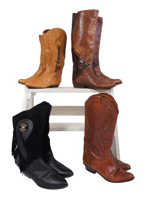 vintage boots vintage shoes 80 s boots rerags vintage clothing wholesale