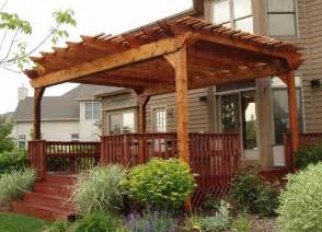 Western Pergola by Pergola Arbors Deck And Patio Western Red Cedar Pergolas