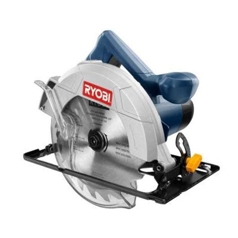 ryobi 12 7 1 4 in circular saw csb124 the home depot