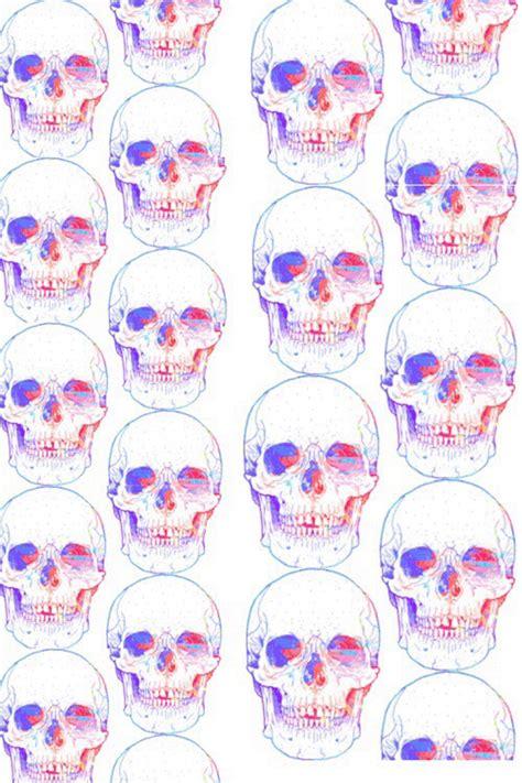 skull pattern iphone wallpaper background backgrounds blanco bone calavera calaveras