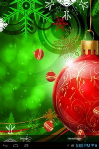 live themes for galaxy s4 galaxy s4 christmas themes live wallpaper for android