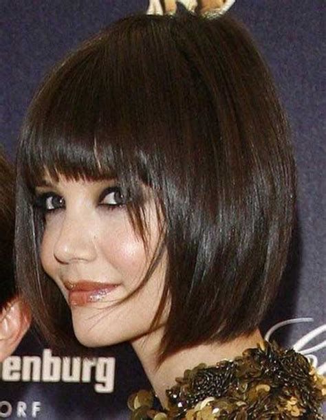 how to cut a katie holmes bob 18 sleek katie holmes bob haircuts crazyforus