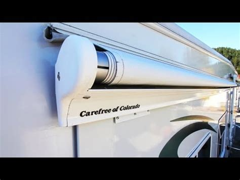 how to replace rv awning how to replace a carefree of colorado rv slide topper