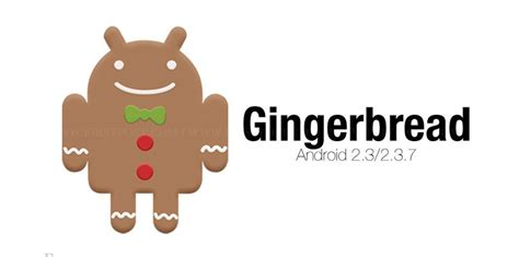 gingerbread android no longer supports android 2 3 gingerbread takes on tech