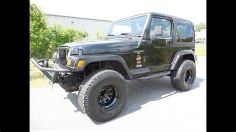 Lifted 2 Door Jeep Wrangler Lifted 1997 Jeep Wrangler 2 Door Convertible