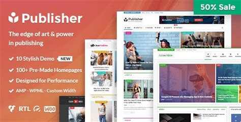 newspaper theme wordpress nulled publisher v1 7 6 magazine blog newspaper and review